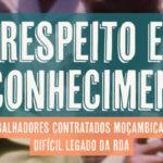 Novo livro: Para respeito e reconhecimento